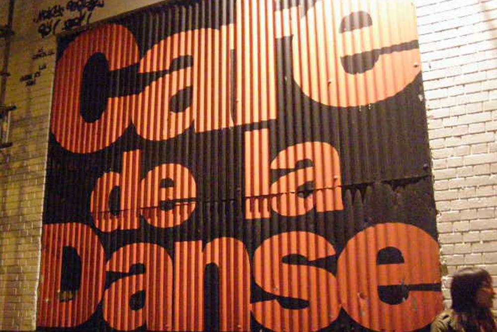 Staël Café de la Danse